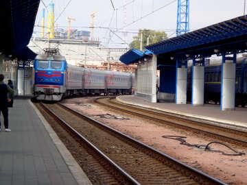 Arrivo del treno №28965
