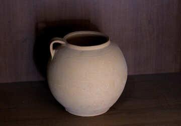 Vintage pitcher №28445