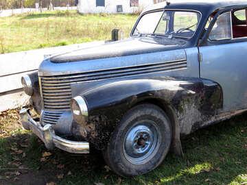 Old German car №28838