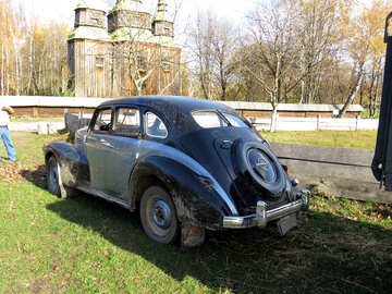 Old Opel №28836