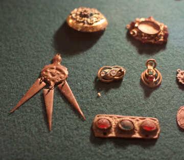 Vintage jewelry №28449