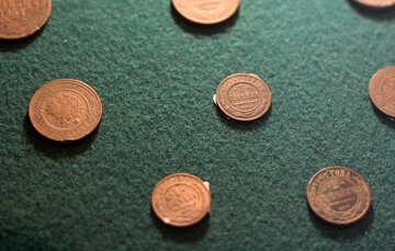 Old Russian coins №28440