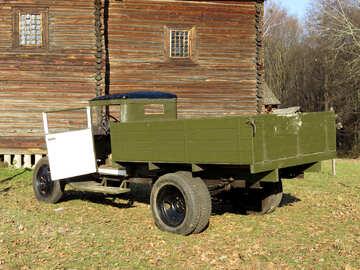 Camion d`epoca №28622