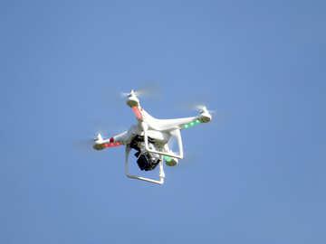 Quadrocopter camera №28804