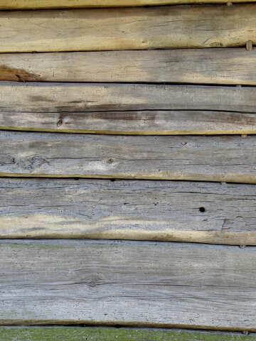 Texture timber wall №28730