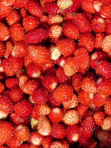 Strawberry texture №28978