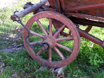 Cart-wheel №28829