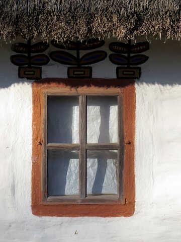 Old window №28555
