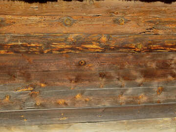 Stained wood №28874