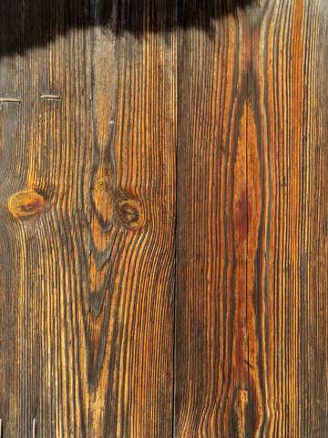 Struttura di legno tinto №28901