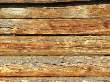 Very old wood texture №28587