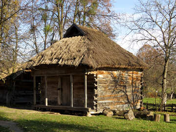 Wooden house №28718