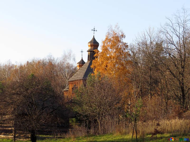 Сільська церква №28517
