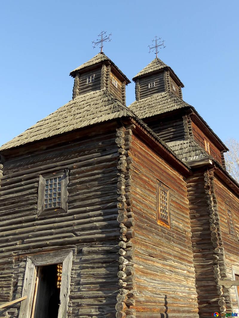 Сільська церква №28616