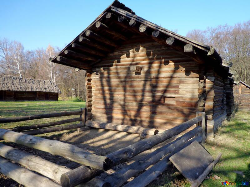 Haus Unterschlupf für Rinder №28243