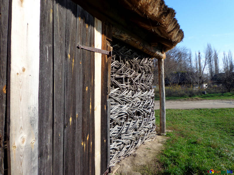 Shed Wall №28249