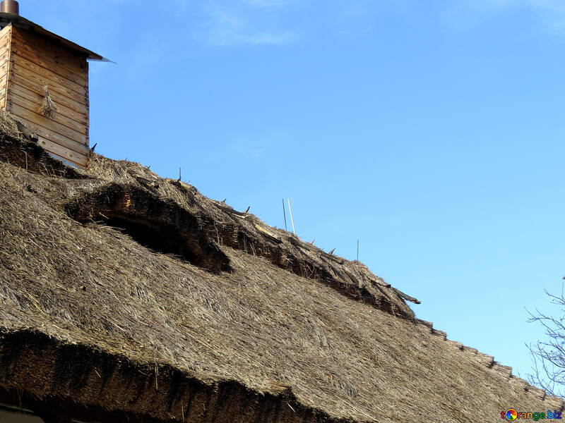 Ventana ojo de buey en el techo №28832