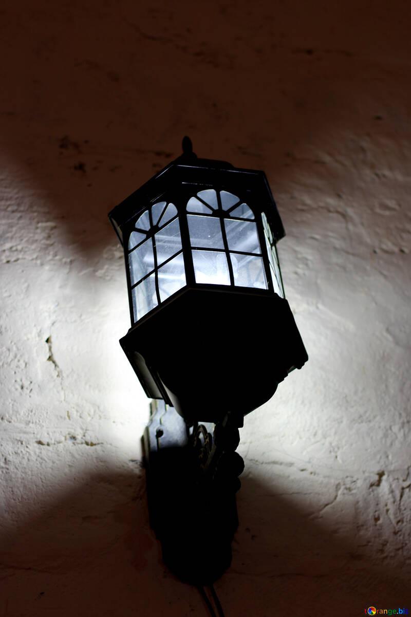 Old lantern №28430