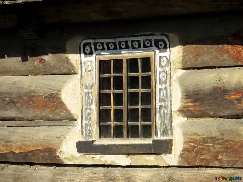 Very old window №28632