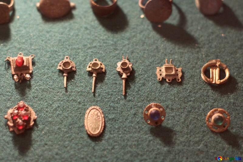 Vintage jewelry №28452