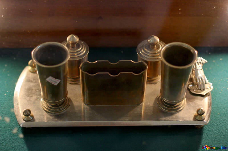 Old inkstand №28425