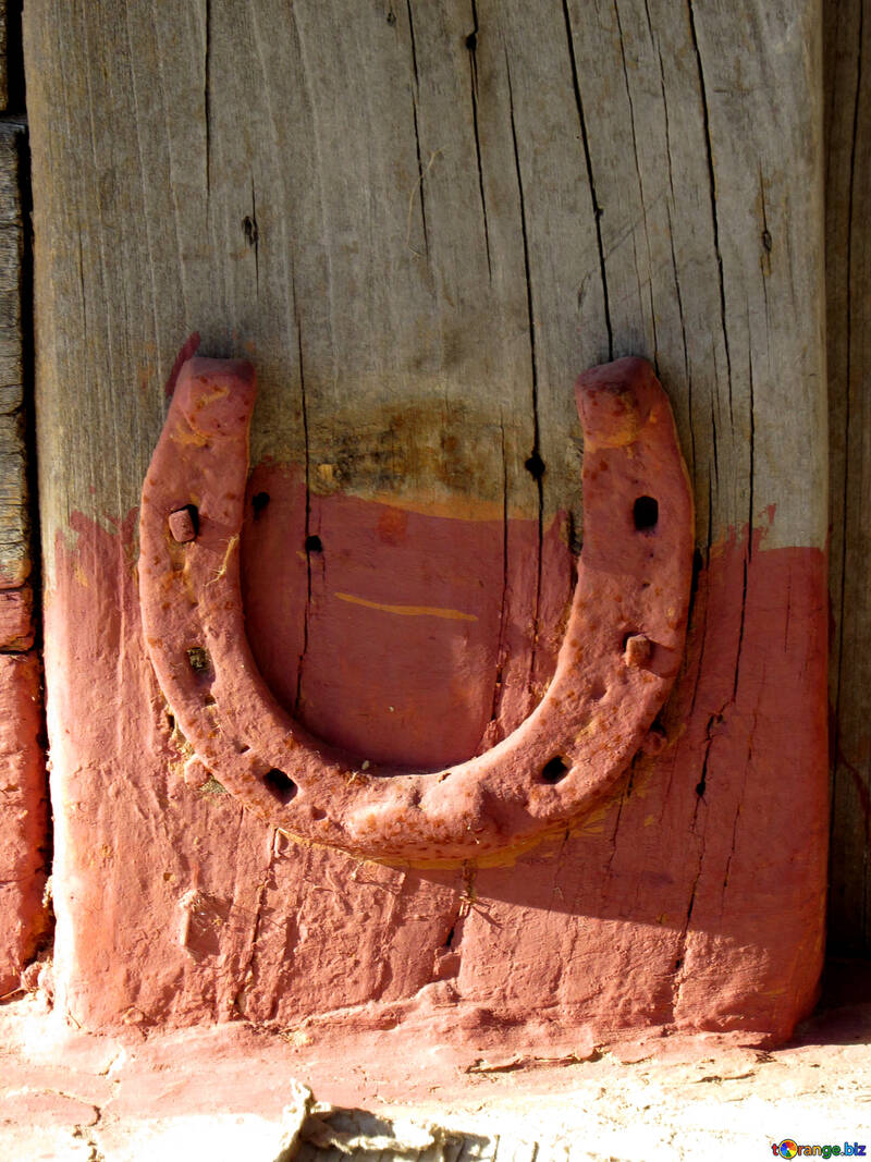 Horseshoe for good luck №28748