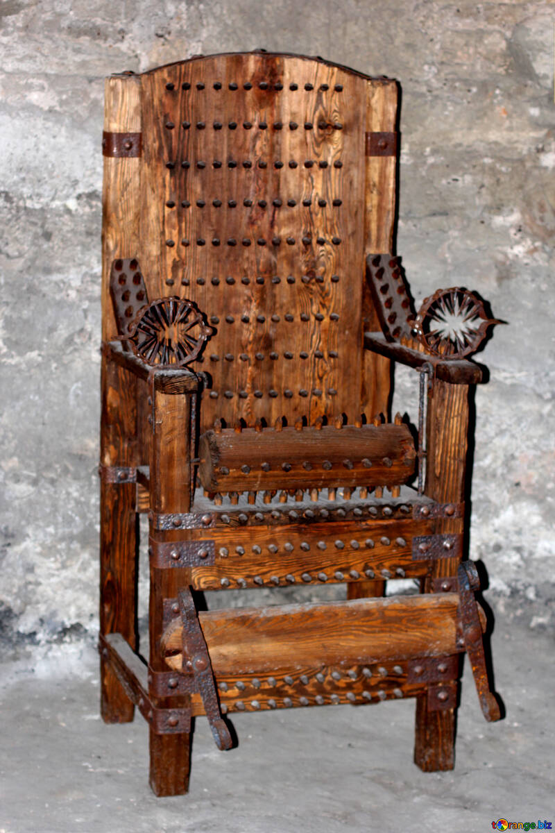 Chair of torture №28395
