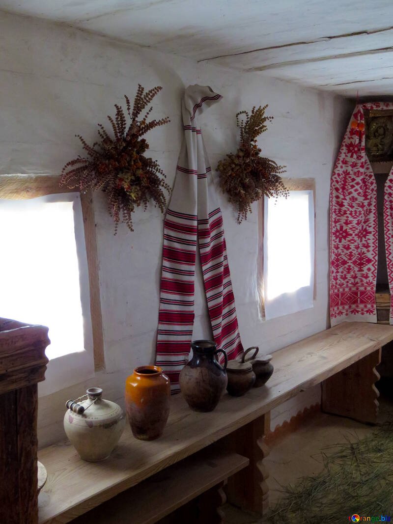 Ukrainian towels in the interior №28933