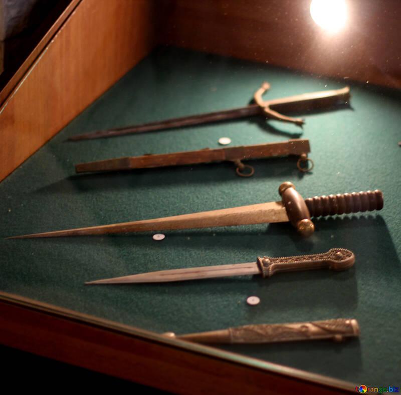 Cuchillos antiguos №28469