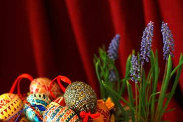 Easter still life №29772