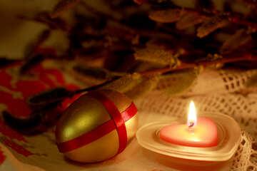 Пасхальные свечи №29535