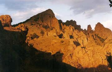 Crimea mountains №29196