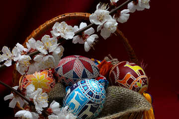 Easter motives №29865