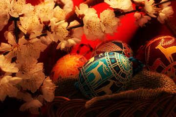 Easter still life №29854