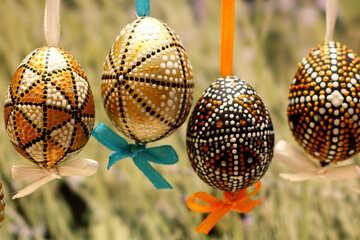 Easter eggs №29788