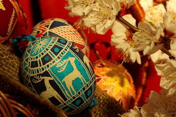Easter Eggs №29857