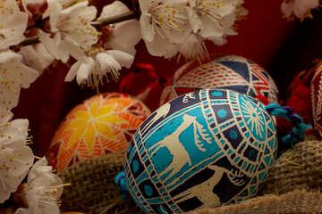 Ukrainian Easter eggs №29856