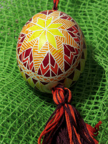 Easter egg pattern №29386