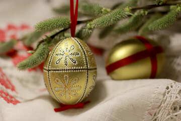 Golden eggs №29543