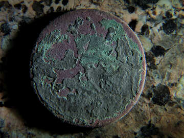 Very old coin №29417