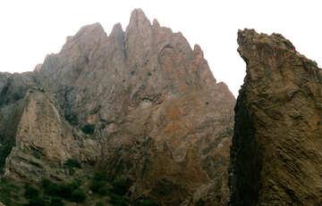 High cliffs №29224