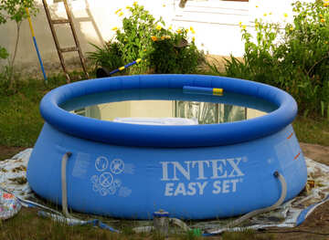 Aufblasbarer pool №29053