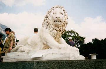 Figure of lion №29267