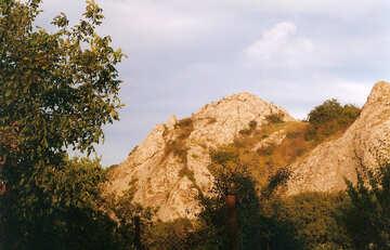 Mountain landscape №29158