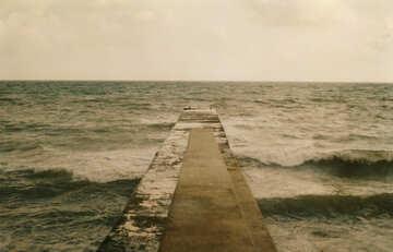 Sea storm №29156