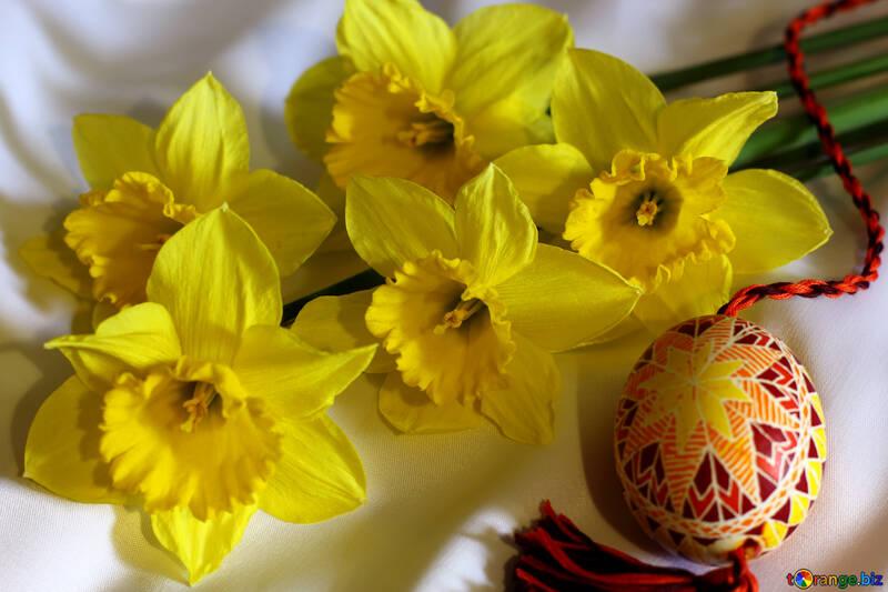 Easter flowers №29982