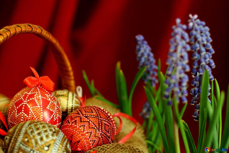 Easter still life №29763
