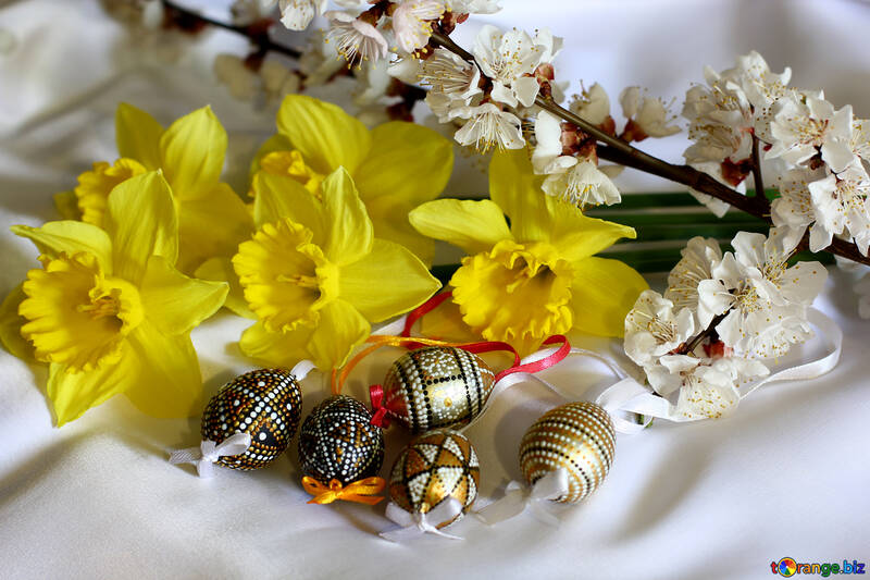 Easter bouquet №29975