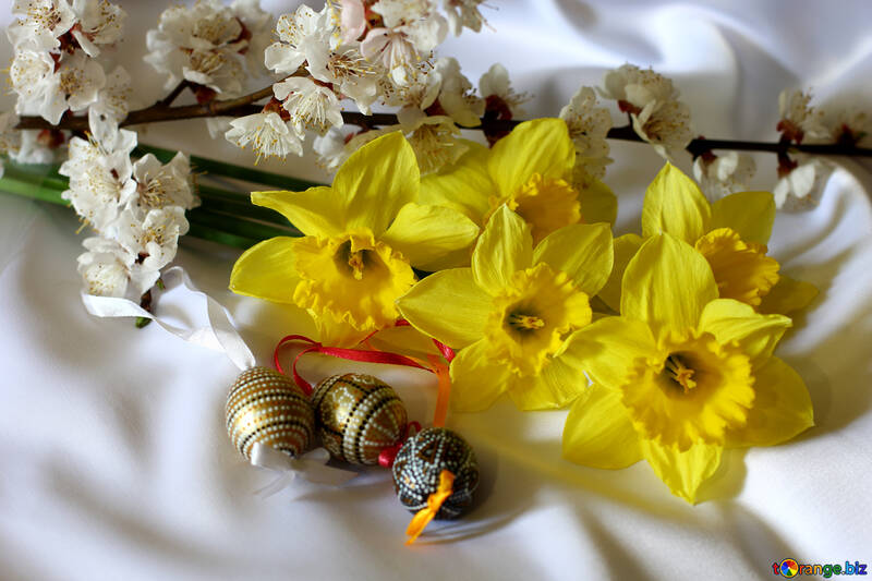 Easter bouquet №29978