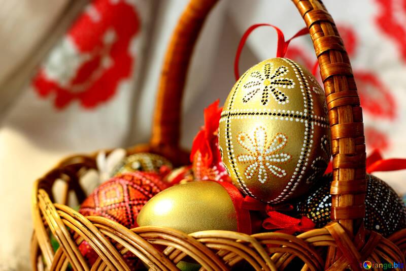 Easter still life №29694